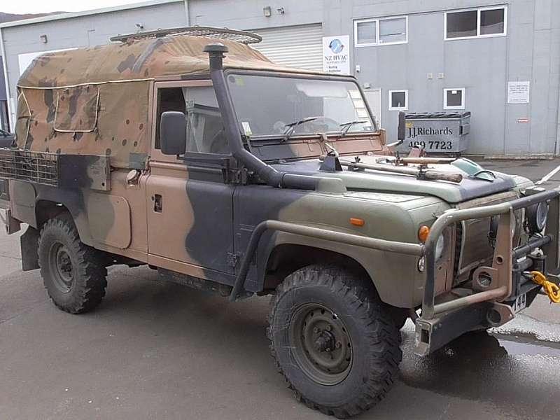 1985 Land-rover