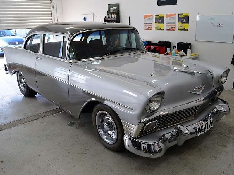Our 56 Chev
