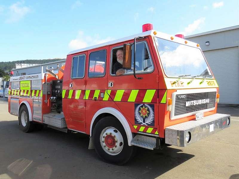Nicks Fire Engine.