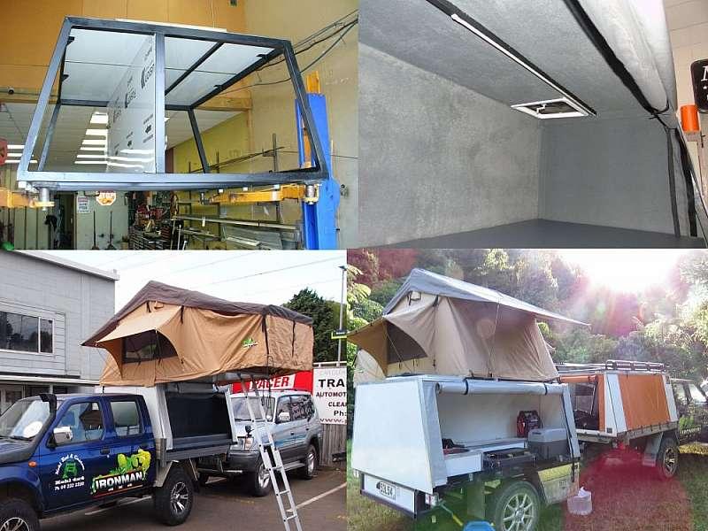 Camper box project