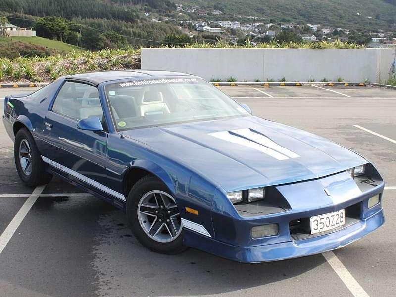 1984 Chev Camaro