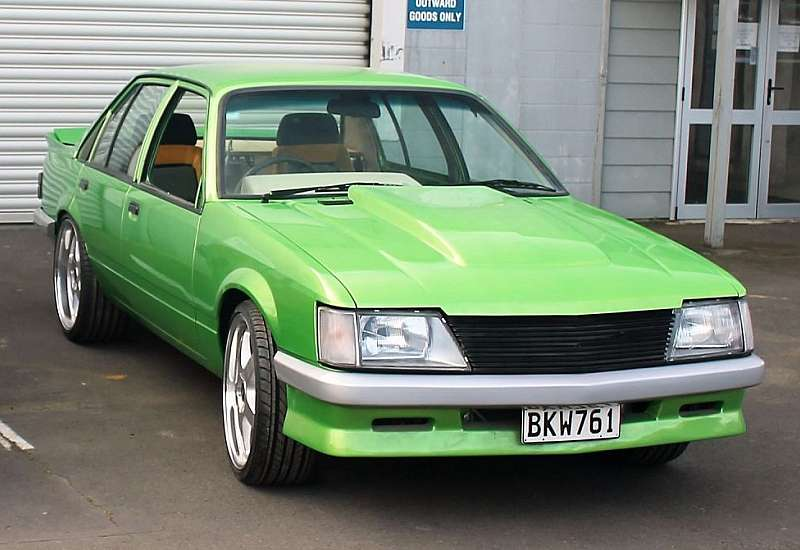 1982 Holden Commodore