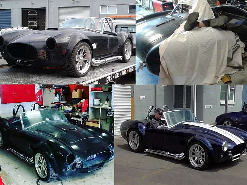 Shelby Cobra project