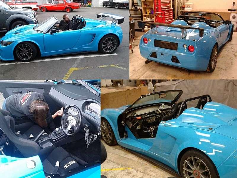 Factory 5 kit car