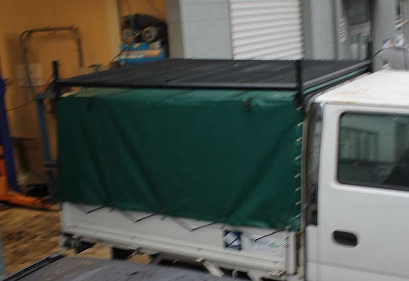 PVC Covers and canopies