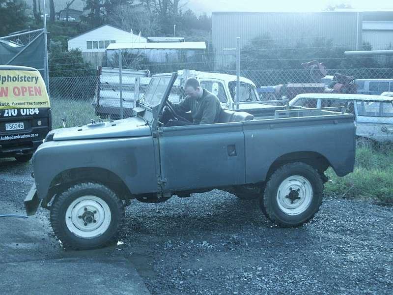 1974 Land-rover